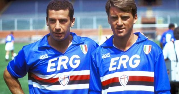 La maglia più bella del calcio europeo? È quella della Sampdoria!