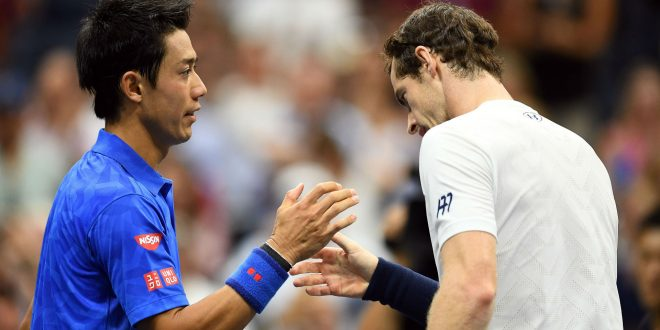 "Tennis, Us Open 2016, Quarti M/F: Nishikori al fotofinish, Murray va ko! Wawrinka supera l'ostacolo Del Potro, Serena piega la Halep, la Pliskova si ""allena"" con la Konjuh"