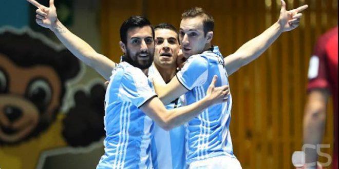 Mondiali calcio a 5, pokerissimo al Portogallo: Argentina in finale