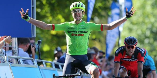 Tour of Britain 2016, quinta tappa a Jack Bauer