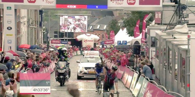 Eneco Tour 2016 a Niki Terpstra. Boasson Hagen vince a Geraardsbergen