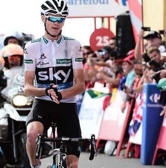 """Vuelta a Espana 2016, Froome sconfitto rilancia: """"Doppietta possibile"""""""