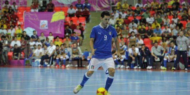 Mondiali calcio a 5, poker Italia al Paraguay: buon avvio!