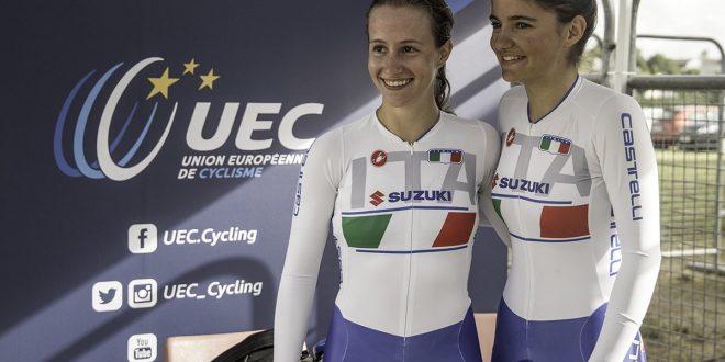 Europei Plumelec 2016, è subito Italia: oro-argento nella crono juniores