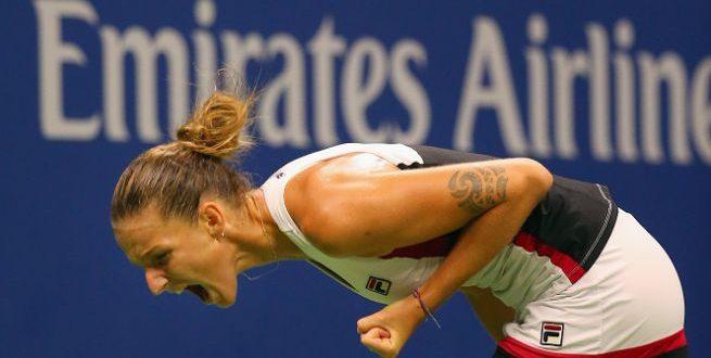 """Tennis, Us Open 2016, semifinali/F: la Pliskova fa fuori anche Serena! Kerber """"mata"""" la Wozniacki"""