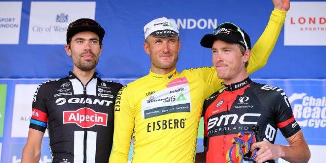 Tour of Britain 2016, vittoria finale di Cummings. Ultima tappa a Ewan