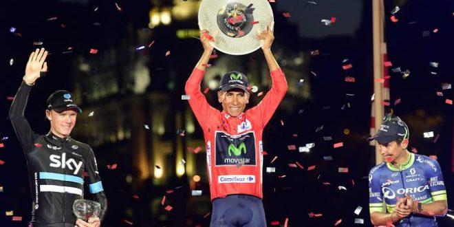 Vuelta a Espana 2016, classifiche finali: esultano Quintana, Fraile e Felline