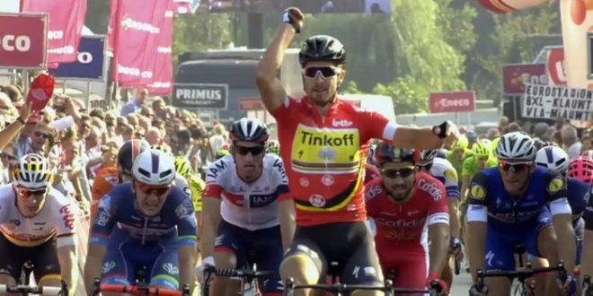 Eneco Tour 2016, semplicemente Sagan