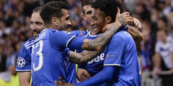 Champions, 3ª giornata: Buffon è un marziano, Cuad va in gol e la Juve sbanca Lione