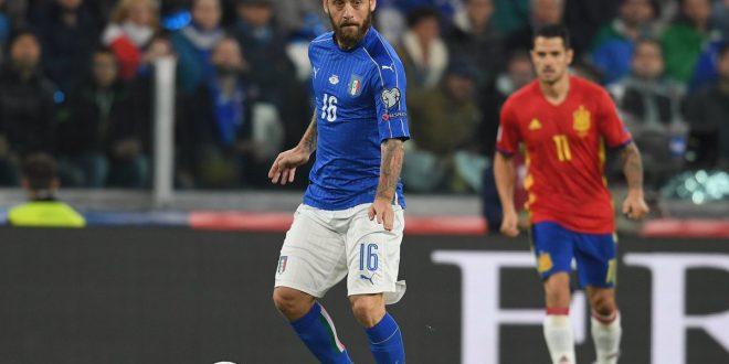 Qualificazioni Russia 2018, Italia-Spagna 1-1: De Rossi salva gli azzurri