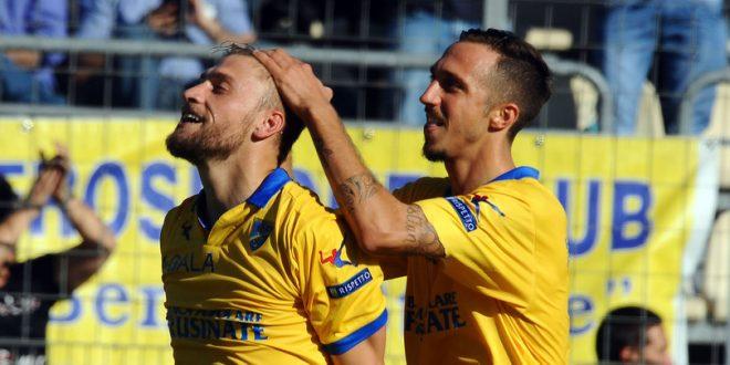 Serie B, 9ª giornata: Frosinone ammazza-Bari, alla Pro Vercelli il derby di Piemonte