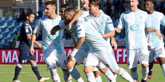Serie B, 12ª giornata: Entella-Cittadella seconde da sballo; ancora bene il Frosinone