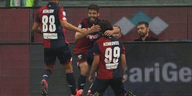 Serie A, 10ª giornata: ahi Milan, il Genoa lo affonda 3-0!
