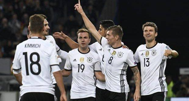 Qualificazioni Mondiali Russia 2018: Lewa fa tris; Germania trionfale; Inghilterra bene il post-Allardyce