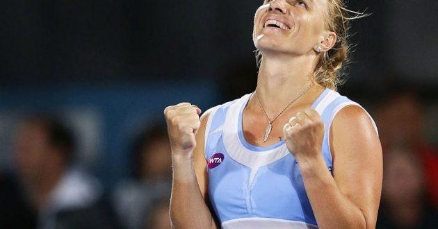Tennis, ATP: Seppi subito fuori a Vienna WTA Finals: Radwanska e Muguruza sprecone e ko
