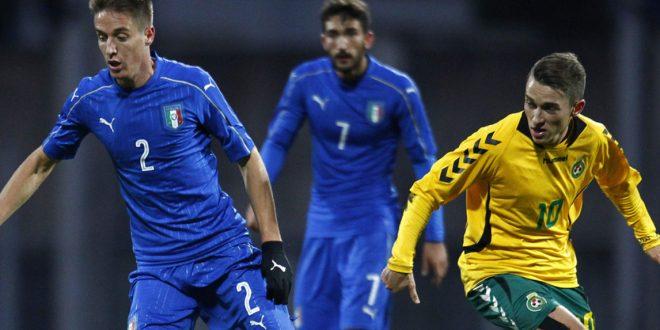 Under 21, all'Italia basta il pari: 0-0 in Lituania, a Euro 2017 da prima