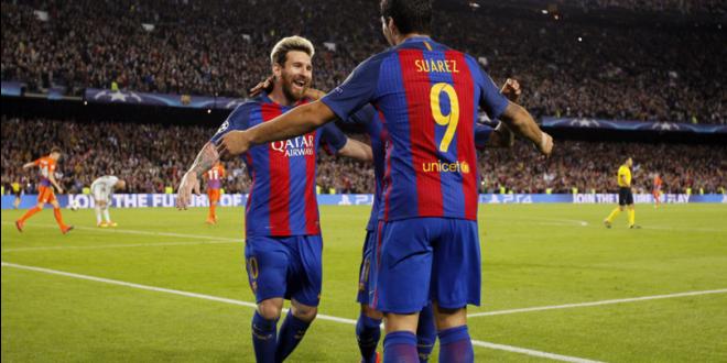Champions, ottavi: Benfica-Dortmund e Psg-Barcellona, la presentazione