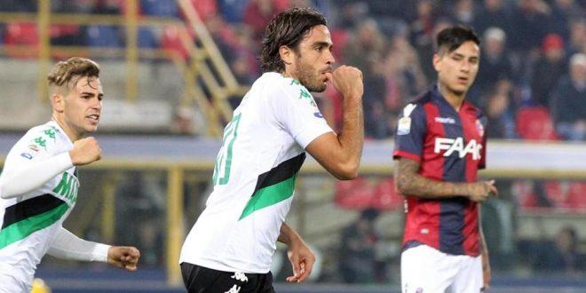 Serie A, 9ª giornata: Matri frena il Bologna nel derby d'Emilia, è 1-1