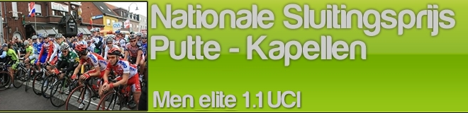 Anteprima Nationale Sluitingprijs – Putte – Kapellen 2016