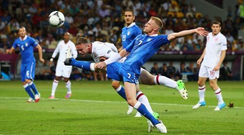 Ranking FIFA, occhio Italia: l'Inghilterra ti supera, e la Svizzera è a un passo