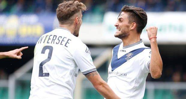 Serie B, 8ª giornata: Verona, niente vetta; Bari sciupa; primo squillo Latina; derby alla Salernitana