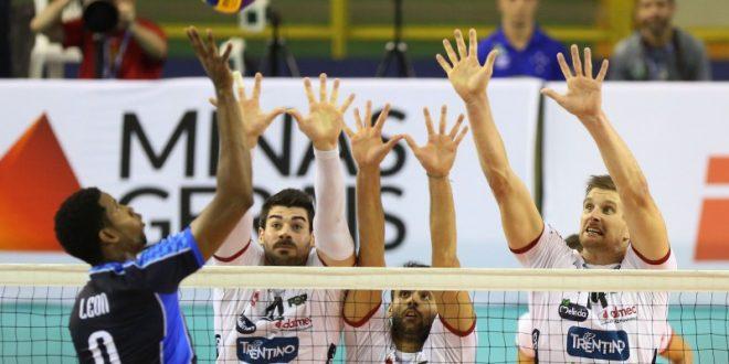 Mondiale per Club, Zenit Kazan è troppo forte: Trento finisce schiantato 3-0