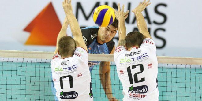 Mondiale per Club, Trento a un passo dalla semifinale: Bolivar k.o. 3-1
