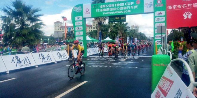 Tour of Hainan, Walscheid ci prende gusto: arriva il bis. Secondo Ferrari