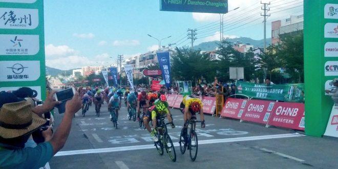 Tour of Hainan 2016, arriva il tris di Walscheid