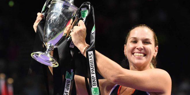 Tennis, ATP: Cilic vince a Basilea, Murray a Vienna WTA Finals: a Singapore trionfa la Cibulkova