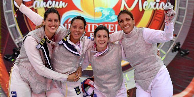 Scherma, CDM Cancun: trionfa anche il fioretto azzurro a squadre