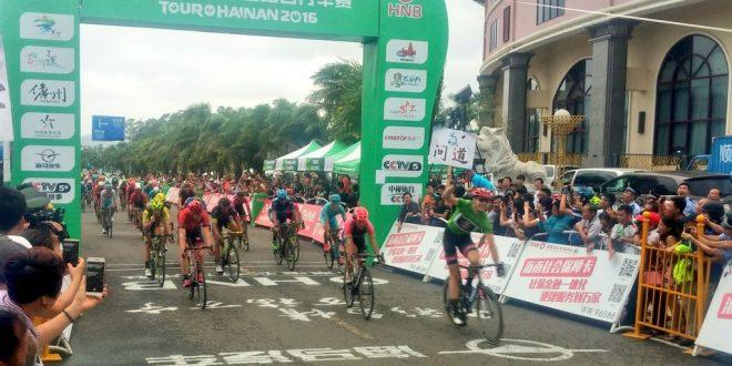Lutsenko vince il Tour of Hainan 2016. Walscheid si prende anche l'ultima