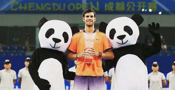 Tennis, ATP: a Chengdu trionfa Khachanov, a Shenzhen la spunta Berdych. Al via i tornei di Pechino e di Tokyo