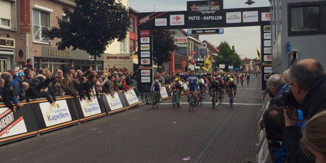Putte – Kapellen 2016, sprint vincente di Roy Jans