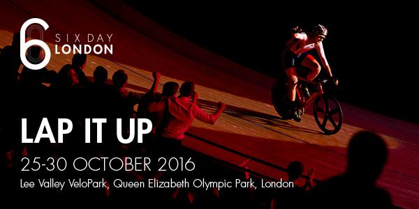 Six Day Series 2016, i big della pista si incontrano a Londra