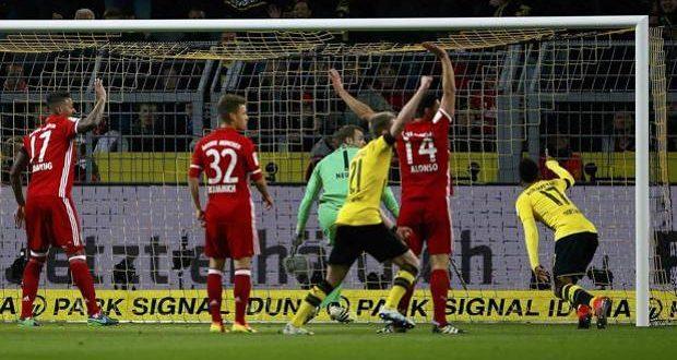 Bundesliga, 11ª giornata: Aubameyang e il Dortmund stendono il Bayern, Ancelotti non è più primo