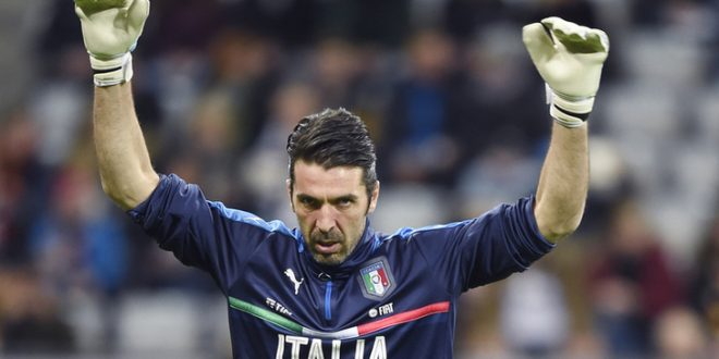 Fifa World Player 2016, fra i candidati c'è anche Buffon