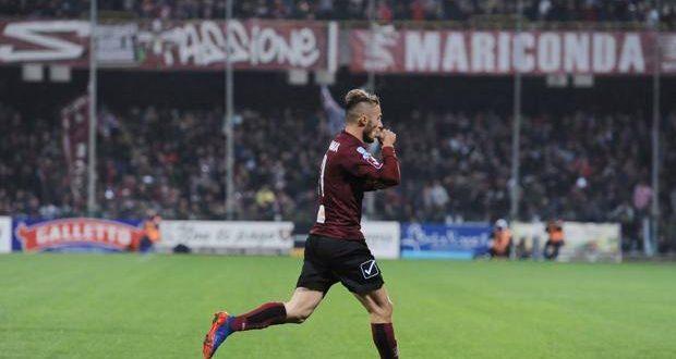 Serie B, 16ª giornata: Salernitana-Pro Vercelli finisce 1-1