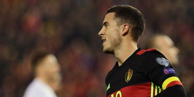 Qualificazioni Russia 2018: Belgio esagerato; Olanda-tris, ok anche Portogallo e Svizzera