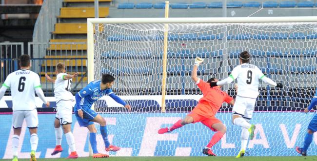 Coppa Italia, 4° turno: il Cesena sbanca Empoli, 1-2 micidiale