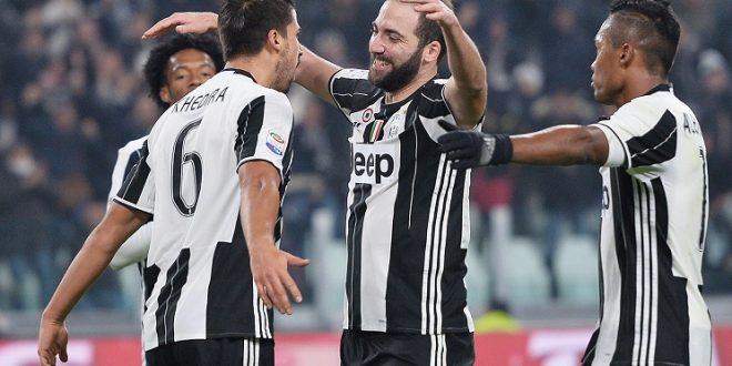 Serie A, 13ª giornata: la Juve cala il tris sul Pescara; il Napoli è Insigne sulla strada per la Champions