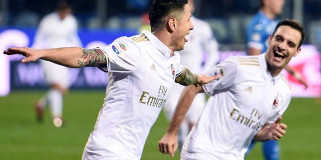 Serie A, 14ª giornata: il Toro alto come un Falque; Milan, Lapadula show a Empoli!