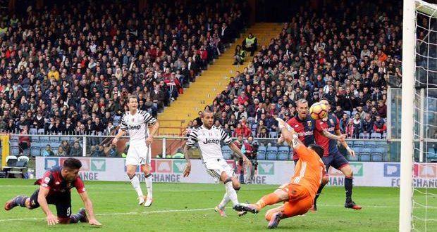 Serie A, 14ª giornata: Juve, crollo impressionante col Genoa! Lazio e Atalanta, scalata continua