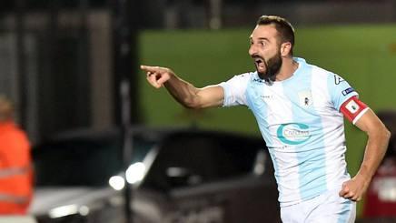 Serie B, 16ª giornata: Entella-Spezia derby vero, finisce 1-1