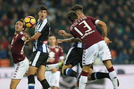 Serie A, 11ª giornata: Udinese-Torino 2-2 show; il Cagliari inguaia il Palermo