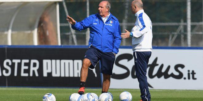 Nazionale, Ventura convoca 28 uomini: torna Marchisio, due novità