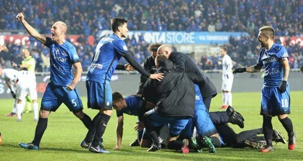 Serie A, 18ª giornata: Atalanta-Empoli 2-1, la Dea fa il botto all'ultimo respiro!