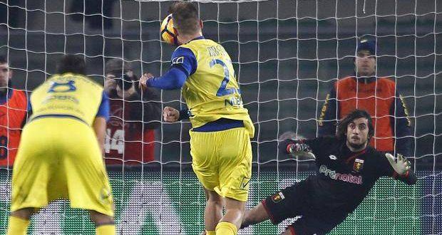 Serie A, 15ª giornata: Chievo-Genoa è 0-0, fra rigori falliti, legni e noia