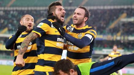 Serie B, 19ª giornata: Verona-Entella 1-0, la decide Eros Pisano. Hellas di nuovo prima