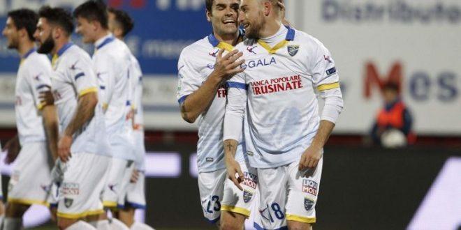 Serie B, 19ª giornata: Trapani-Frosinone 1-4, i ciociari si prendono la vetta